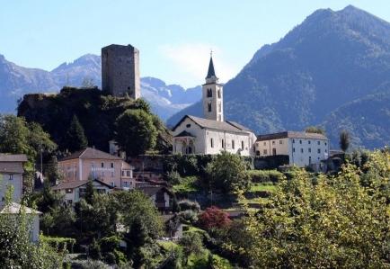 Santa Maria im Calancatal