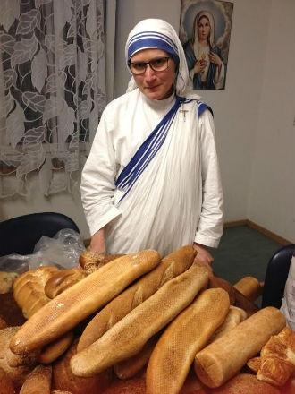 Ein Leben für die Armen: Schwester Silvana von den Mutter-Teresa-Schwestern in Zürich hat sich dem Dienst am Nächsten verpflichtet.